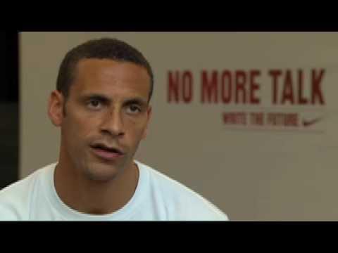 No More Talk - Rio Ferdinand