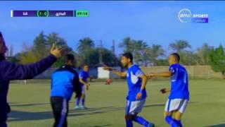 دوري dmc - على طريقة الكبار حسام حسن يسجل هدف التعادل من ركلة حرة