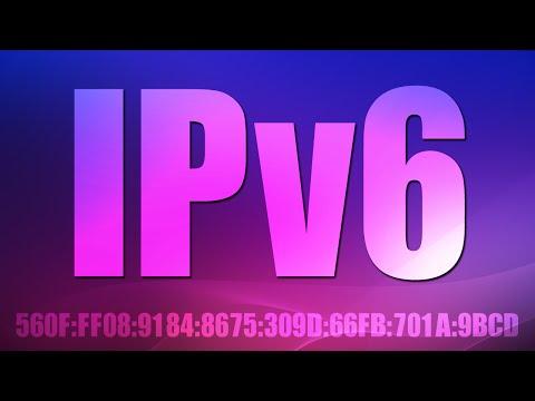 32-Bit vs 128-Bit IP Addresses (IPv4 vs IPv6)