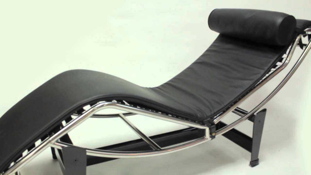 LC4 Chaise Lounge - Le Corbusier - Iconic Furniture - Mid Century Modern - YouTube : mid century modern chaise lounge chairs - Sectionals, Sofas & Couches