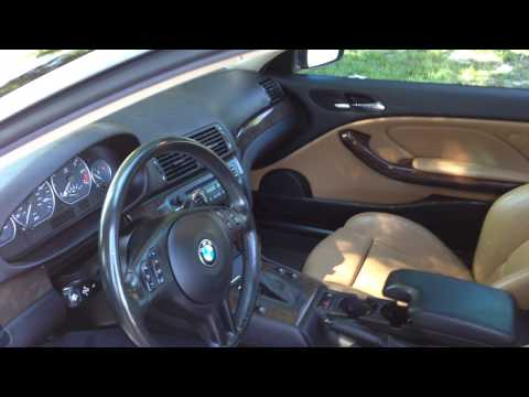 2003 BMW 330CI With Sports Package - View Our Current Inventory At - FortMyersWA.com