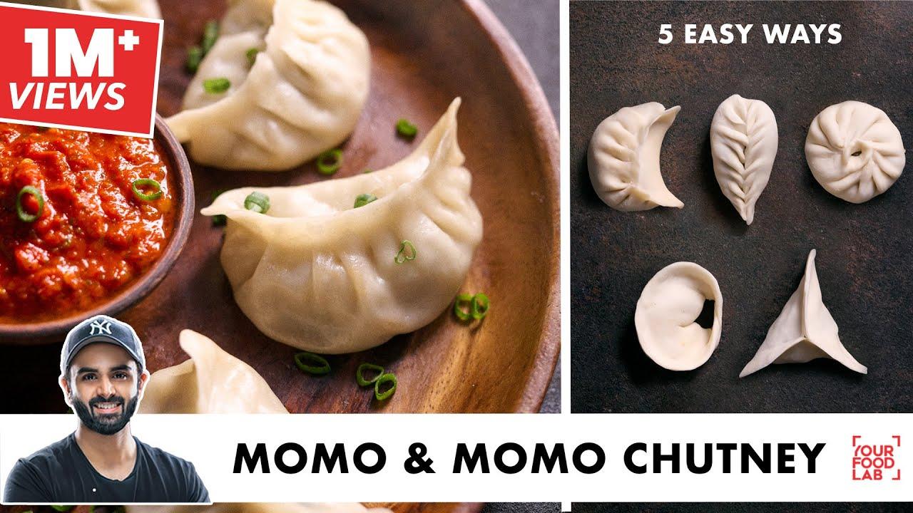 Download Momos Recipe - 5 Ways |  Spicy Momo Chutney | मोमो बनाने के आसान तरीके | Chef Sanjyot Keer