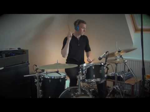 White Tiger - Drum Cover - Chris Walsh