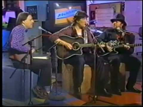 Rick Danko - Blue River ( Live on Canadian TV )