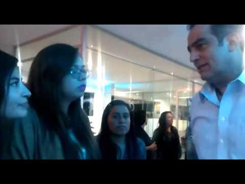 Entrevista con Omar fierro