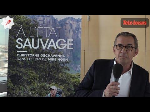 """[Interview] Christophe Dechavanne (A l'état sauvage) : """"Mike Horn me trouvait trop bavard"""""""