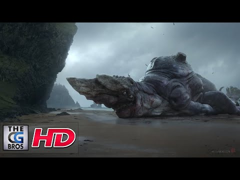 "CGI VFX Breakdowns : ""Sea Creature""- by Beat Reichenbach"
