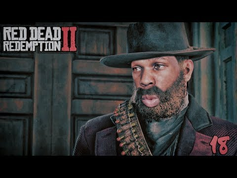 Red Dead Redemption 2 Walkthrough Part 18 - ARTHUR GETS KIDNAPPED