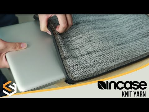 Incase Icon Tensaerlite with PERFORMAKNIT Sleeve For Macbook Preview