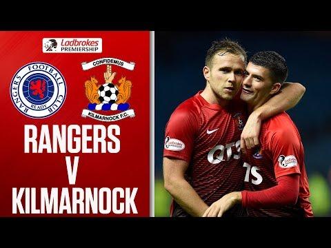 Rangers 1-1 Kilmarnock   Rangers drop points at home for 1st time   Ladbrokes Premiership