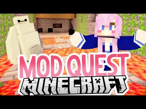 The Temple of Boom | Mod Quest Custom Adventure | Ep. 4