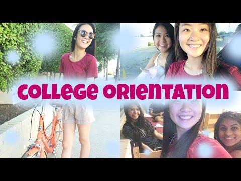TWU college orientation