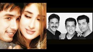 Kareena's Step Daughter Is Dating Shahid's Brother | Salman, Akshay & Karan To Work Together & More