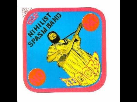 Nihilist Spasm Band - No Record (Full Album)