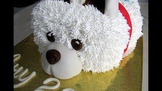 Торт Медвежонок.