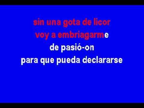 Isabela   Si No Me Falla El Corazon Karaoke