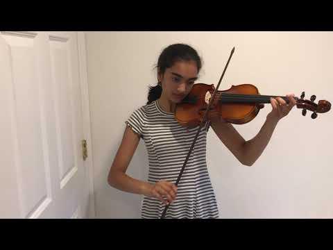 Chivaraku Migiledi | Mahanati Songs | On Violin By Siri