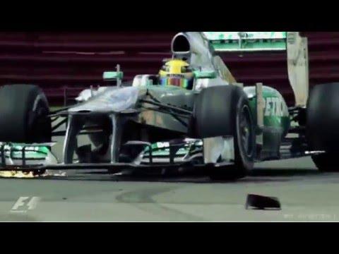 2013 Formula 1 Season Highlights
