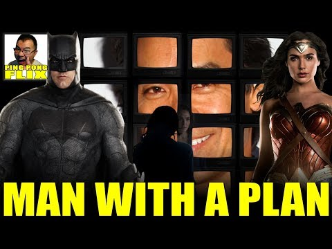 WALTER HAMADA IS THE MAN WITH A PLAN – DCEU AND DC DARK