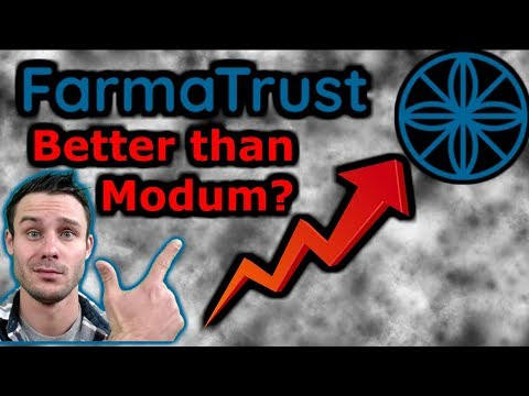 Farmatrust $FFT | Supply Chain and Blockchain💘| Better Than Modum? |
