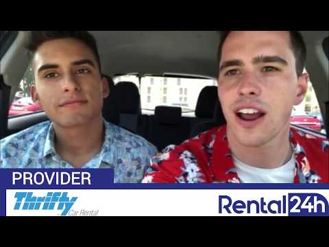 🇺🇸 Review Of Thrifty Car Rental In Washington DC Reagan Airport [DCA], USA