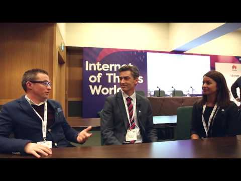 IoT World Europe 2016 | Johnson Controls