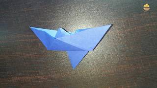 How to Make an Anchor Boat from Origami Paper | How to Make an Origami Paper Anchor Boat