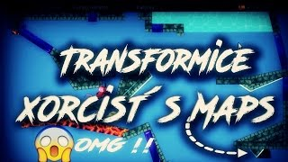 ►Transformice [2017] | Xorcist´s Bootcamps maps