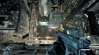Skyscraper Rappel Mission - Stealth Mission - Federation Day - Call of Duty: Ghosts