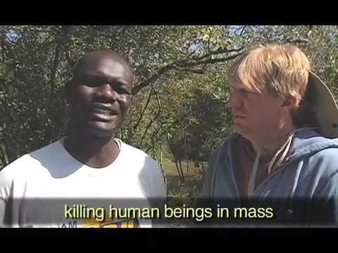 Jason Jones interviews Sudanese pastor about Darfu...