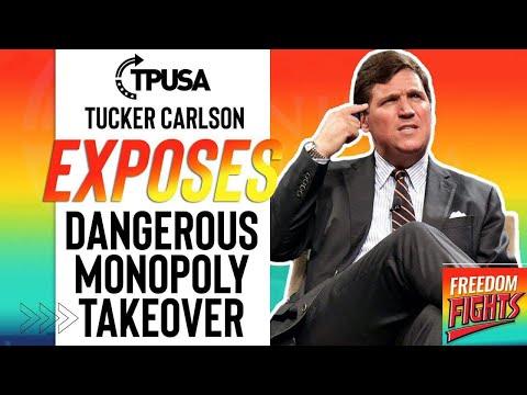 Corporations Get Rich, Americans Get Screwed | Tucker Carlson On Lockdowns