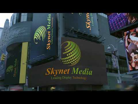 Skynet Media Outdoor screens South Africa