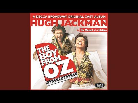 Not The Boy Next Door (The Boy From Oz/Original Cast Recording/2003)