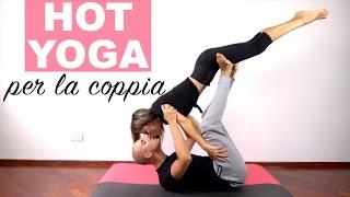 HOT yoga per la COPPIA - Challenge