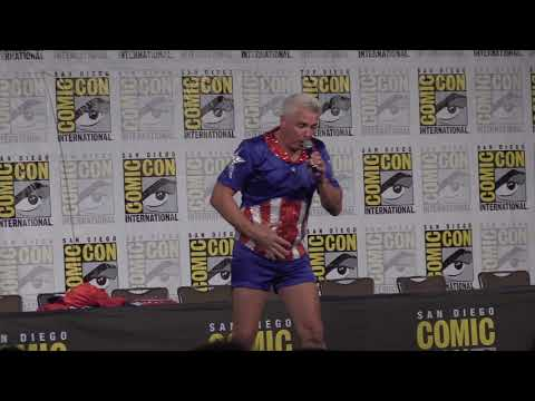 John Barrowman Panel at San Diego Comic Con