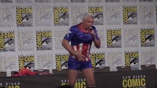 John Barrowman Panel at San Diego Comic Con