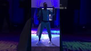 Akpororo Shows Off Amazing Dance Moves Live on stage at University of Abuja