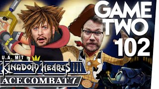 Kingdom Hearts 3, The Division 2, Ace Combat 7 | Game Two #102