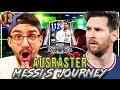 MESSI'S JOURNEY 😱🔥 #13 ICH DREH DURCH ... | FIFA Mobile 21