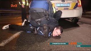 «П'яний Валентин» - чудернацька аварія у Києві
