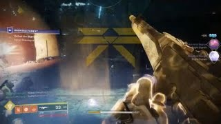 Destiny 2 Forsaken- Hazard of the cast laser beams