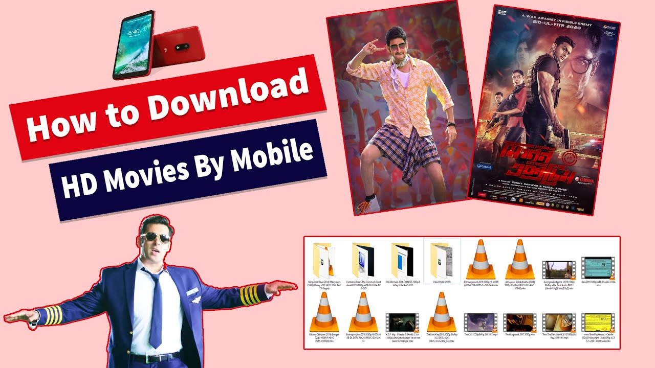 Free movie download software for android