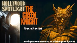 The Green Knight movie review: Hollywood Spotlight