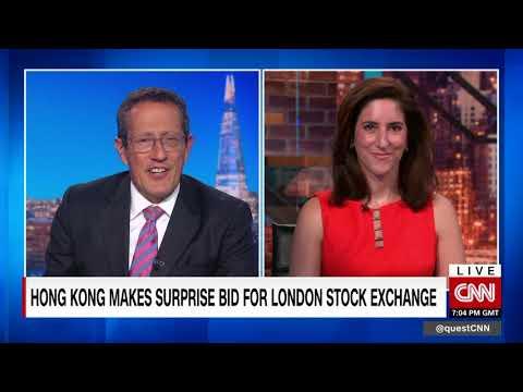 Hong Kong makes surprise bid for London Stock Exchange