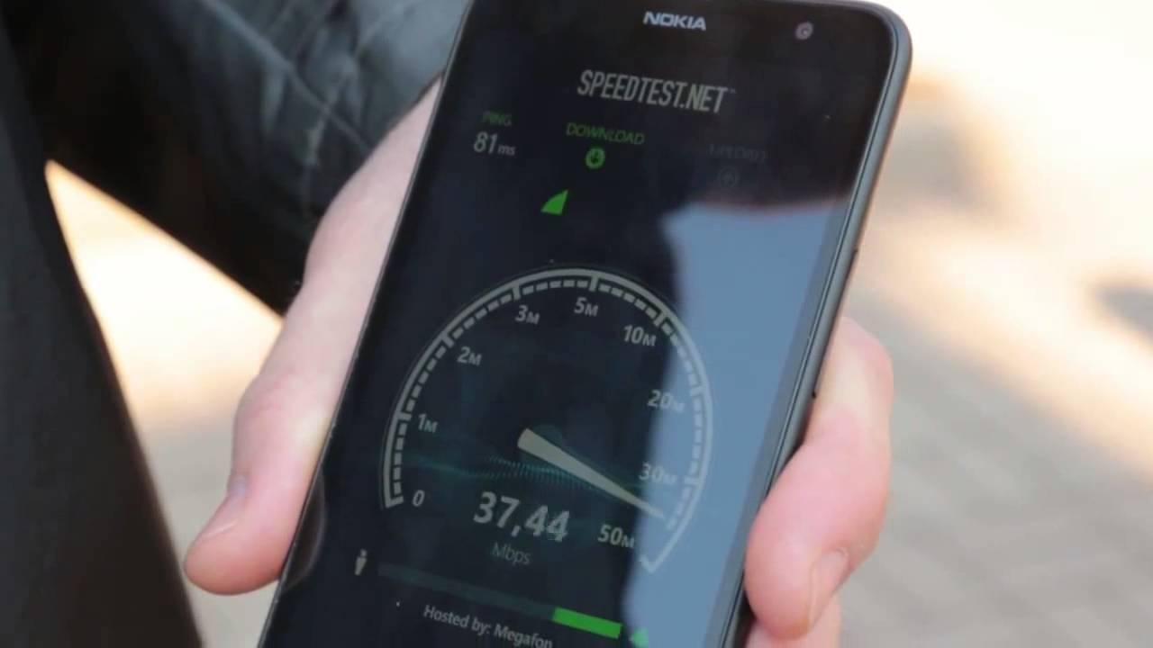Билайн Все за 300 Постоплата - Тест скорости - YouTube