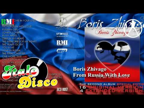 Boris Zhivago - Love In Russia (Special Edition) (BCD 8017)