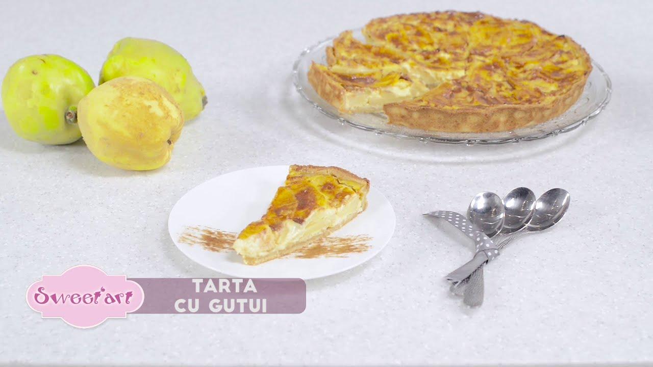 Reteta - Tarta cu gutui