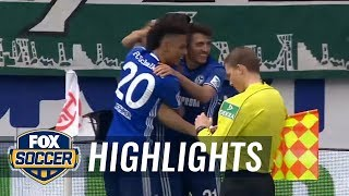 Video Gol Pertandingan Mainz FC vs Schalke 04