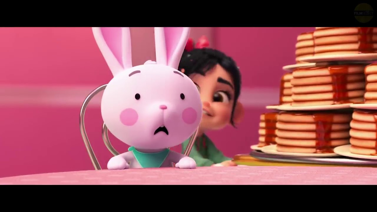 Download Wreck it Ralph 2 trailer but there's more pancakes