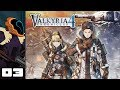 Let's Play Valkyria Chronicles 4 - PC Gameplay Part 3 - Begin The Bombardment!
